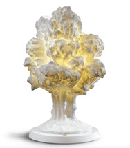 Lladro 01023184 TREE LAMP New in original box Base included  - $1,058.94