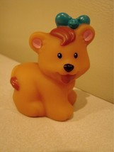 FISHER PRICE LITLE PEOPLE Male Bear Cub New - $2.47