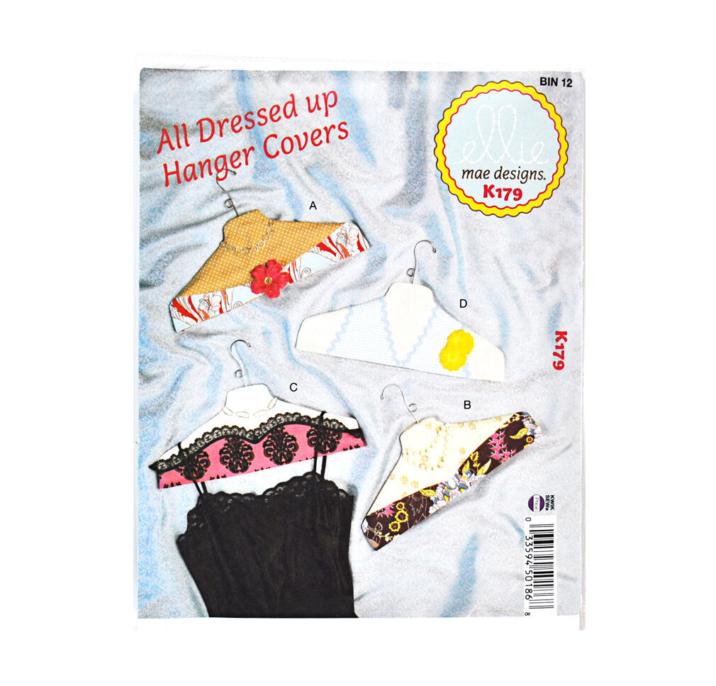 Ellie Mae Designs All Dressed Up Hanger Covers