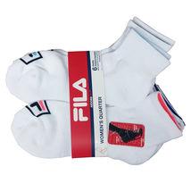 FILA Women's 6 Pack Low Cut Classic Sport Athletic Gym Moisture Control Socks image 9