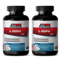 Mood Food - L-DOPA (Mucuna Pruriens Extract) 350 Mg - Mucuna L Dopa Wellness - 2 - $25.89