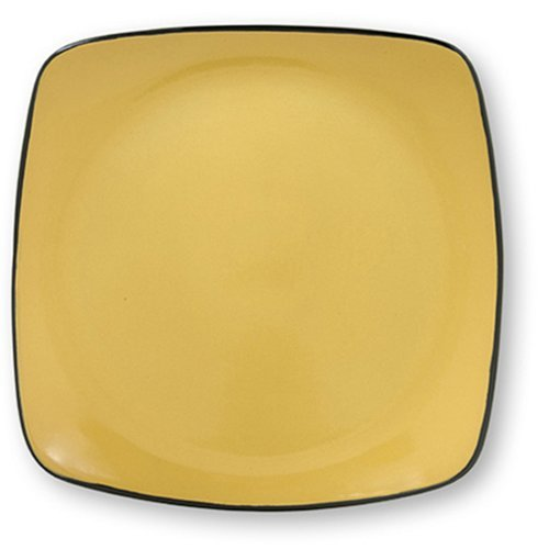 Corelle Hearthstone 11-1/2-Inch Dinner Plate, Turmeric Yellow - $27.72