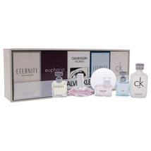 Calvin Klein Calvin Klein Deluxe Fragrance Collection 5  Pc Mini Gift Set - $99.44