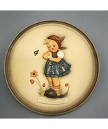 Goebel Hummel Plate 1988 Daisies Don't Tell Collector's Club Third Edition  - $15.25
