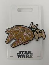 Star Wars Millennium Falcon Tie Fighter Gingerbread Christmas 2020 Disne... - $19.79