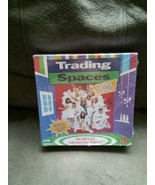BRAND NEW SEALED TLC TRADING SPACES BOARD GAME BY PARKER BROTHERS HIT TV... - $24.18
