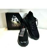 Rocky Men's Code Blue OIL SLIP RESISTANT BOOTS *BLACK* SZ 13M - $56.99