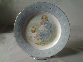 1974 Avon tenderness  collectors plate - $14.00