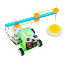 DIY Floor Mopping Robot Electric Sweeping Robot Toy Assembled Toy For Ch... - $19.99