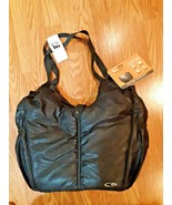 "NWT C9 by CHAMPION 15"" Sport Yoga Flyweight Tote gym bag Black - $26.72"
