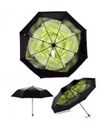 HaloVa Umbrella Anti-UV Travel Umbrella, UPF 50+ Full Shading Best Weath... - $28.25