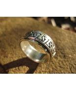 Haunted Voodoo Shaman Magick Ring of the Master Sorcerer - $85.00