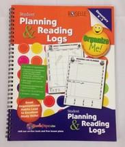 Roselle Student Planning Reading Log School Assignment Planner Organizer... - $7.64