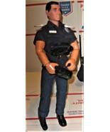 G. I. Joe - Police  Officer Blackwater Hasbro  - $10.00