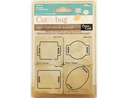 Provo Craft Cuttlebug Slider Dies #37-1215