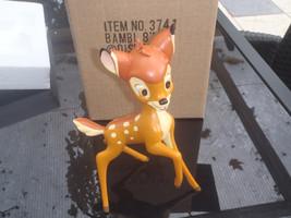 Extremely Rare! Walt Disney Bambi Classic Figurine Statue - $247.50