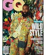 GQ Magazine May 2018 James Hardin Style Wild - $14.84