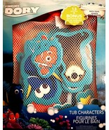 Disney Finding Dory Bath Toys Stickers. Tub Characters Figurines 13pcs - $15.67