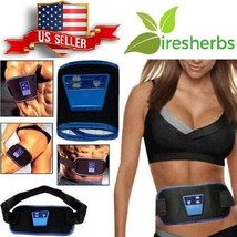 AB GYMNIC ABDOMINAL MUSCLES 6 PACK ABS BELLY MASSAGER BELT & 2 STRAPS & ... - $12.61