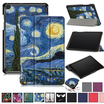"""For Samsung Galaxy Tab A 8"""" 2019 SM-T290 T295 Patterne Leather Stand Cov... - $71.38"""