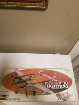 Vintage 1979 Revell 1/32 Scale P-38 Lightning Model Factory Sealed - $49.49