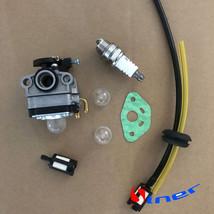 Carburetor & Fule Line kitr Shindaiwa T230 T230X T230XR S230 T230BA A021002190 - $11.28