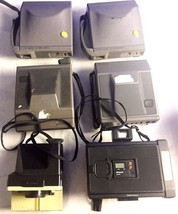 Pre-owned Various Types of Vintage Polaroid  (15 Total) Camera Lot Bundl... - $641.25