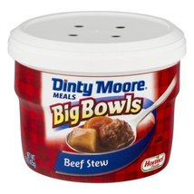 Dinty Moore Big Bowls, Beef Stew, 15-Ounce (Pack of 24) - $103.24
