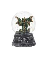 Green Dragon Water Globe  10018452  SMC - $12.82