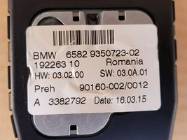 BMW E92 E93 E60 E63 E64 X1 X5 X6 iDrive Navigation Control Switch Jog Wheel image 5