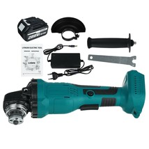125mm Brushless Angle Grinder Li Battery Cordless Electric Power Tools  - $110.64