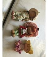 Vintage Holly Hobbie & Strawberry Shortcake Dolls - $49.99