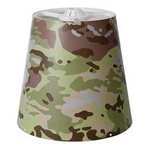 KAS 1041 Abat-Jour Camouflage Multi-Terrain pour Chambre d'enfant  - $32.18
