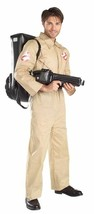 Rubies Ghostbusters Adult Mens Costume with Proton Pack - Sz Standard - $34.99