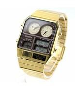 [CITIZEN] CITIZEN ANA-DIGI TEMP Reprint Model Watch Gold JG2103-72X - $388.09