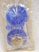 Flintstones 1971 Pebbles Cereal Premium Blue Yoyo Fred Flintstone Dexter... - $6.95