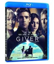 The Giver [Blu-ray + DVD]
