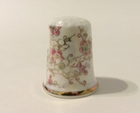 Thimble bird flower bone china  1  25  .25 thumb155 crop