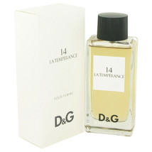 La Temperance 14 by Dolce & Gabbana 3.3 oz EDT Spray for Women - $56.59