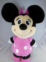 "Talking Minnie Mouse Plush 12"" Fisher Price Mattel Disney 2009 Rare Hard... - $17.07"