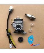 CARBURETOR TANAKA PF4000 39.8 40CC 41CC 41.5CC BLADEZ MOBY XL40 POWER KA... - $11.89