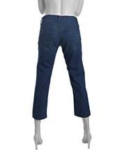 James Jeans Billie Mid Rise Crop Skinny Leg in Teal Blue SUPER SOFT sz 26 - $27.02