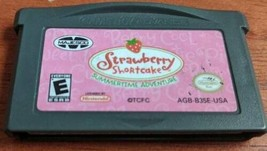 Strawberry Shortcake Summertime Adventure for GBA Gameboy Advance Game boy - $11.83