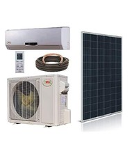 YMGI Ductless Mini Split Air Conditioner 1 Ton 12000 BTU Solar Assist Ductless M