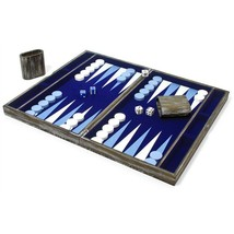 Vintage Solid Wood Backgammon - $116.39