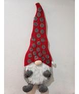 CHRISTMAS SANTA GNOME SANTA ADVENT COUNTDOWN HANGING WALL CALENDAR DECOR... - $39.99