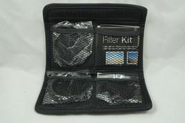Vivitar (VIV-FK3-58) 58 mm Filter Kit 3 piece UV FLD CPL + case - $10.99