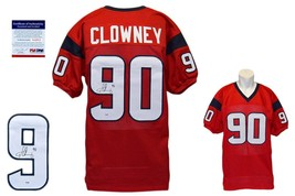 Jadeveon Clowney Autographed Jersey - Red - Houston Texans Signed - PSA/DNA - $128.69