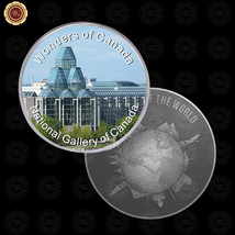 WR National Gallery of Canada Design Most Collectible Silver Internation... - $7.41