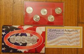 2006 Uncirculated State Quarter Denver Mint Set. - $5.00